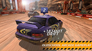 Rally Racer: Unlocked скриншот 2