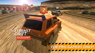 Rally Racer: Unlocked скриншот 3