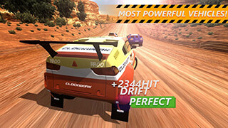Rally Racer: Unlocked скриншот 4