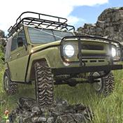 4x4 SUVs in the Backwoods иконка