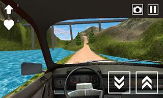 Speed Roads 3D скриншот 2
