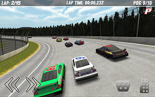 Thunder Stock Cars скриншот 4