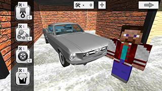 Blocky Town Craft: Survival скриншот 1