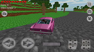 Blocky Town Craft: Survival скриншот 3