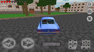 Blocky Town Craft: Survival скриншот 4