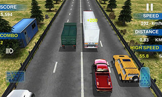 Racing Car Game скриншот 1