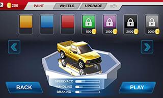 Racing Car Game скриншот 2