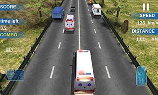 Racing Car Game скриншот 3