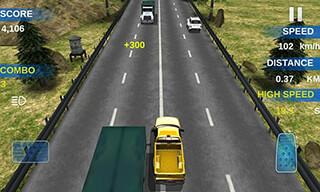 Racing Car Game скриншот 4