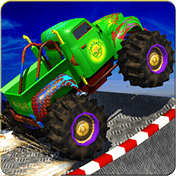 4x4 Monster Truck: Stunts 3D иконка
