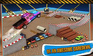 4x4 Monster Truck: Stunts 3D скриншот 3