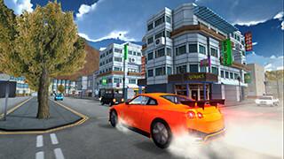 Extreme Sports: Car Driving 3D скриншот 1