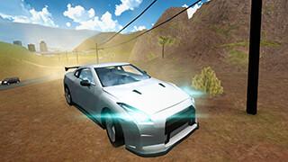 Extreme Sports: Car Driving 3D скриншот 2
