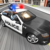 Police Car Racer 3D иконка