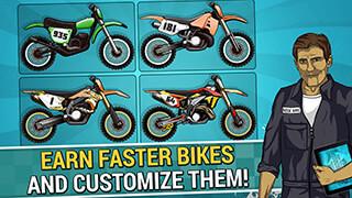Mad Skills Motocross 2 скриншот 2