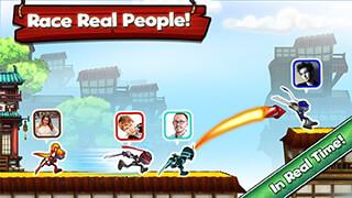 NinJump Dash: Multiplayer Race скриншот 2