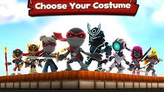 NinJump Dash: Multiplayer Race скриншот 1