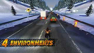 Highway Rider скриншот 2