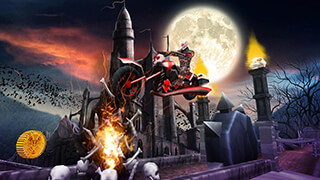 Ghost Ride 3D скриншот 2