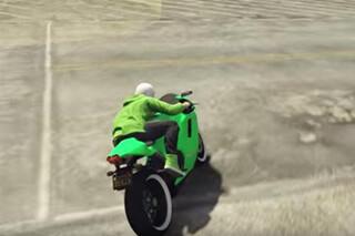 Moto San Andreas Racing скриншот 3