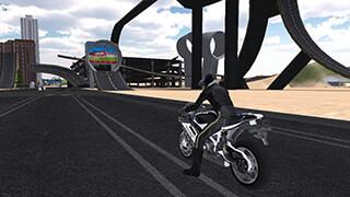 Police Bike: Traffic Rider скриншот 1