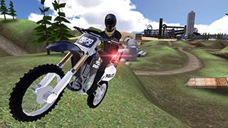 Police Bike: Traffic Rider скриншот 4