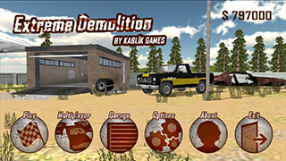 Extreme Demolition скриншот 1