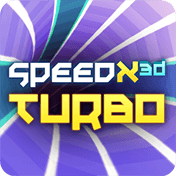 SpeedX 3D: Turbo иконка
