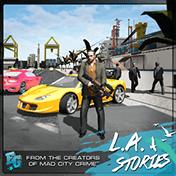 L.A. Crime Stories: Mad City иконка
