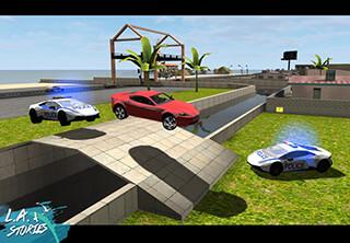 L.A. Crime Stories: Mad City скриншот 1