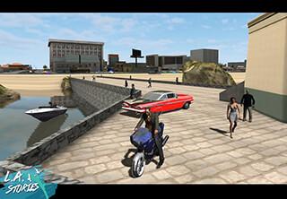 L.A. Crime Stories: Mad City скриншот 4