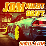 JDM: Drift Night Simulator иконка