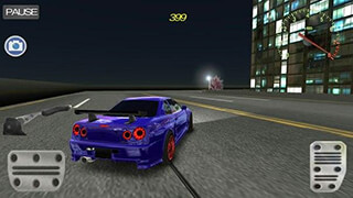 JDM: Drift Night Simulator скриншот 1