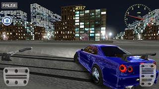 JDM: Drift Night Simulator скриншот 4