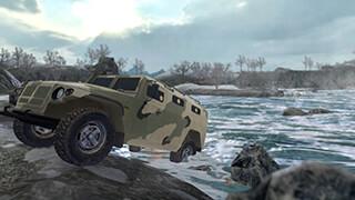 4x4 Russian SUVs Off-Road 3 скриншот 2
