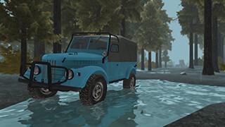 4x4 Russian SUVs Off-Road 3 скриншот 3