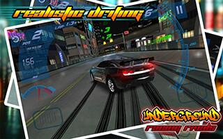 Underground Racing: Rivals скриншот 1