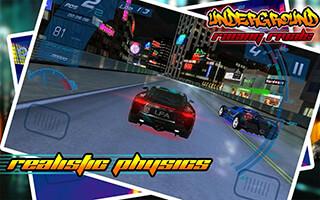Underground Racing: Rivals скриншот 3