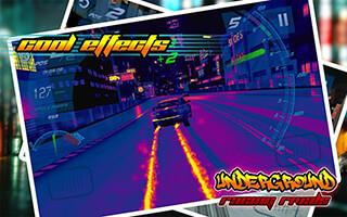 Underground Racing: Rivals скриншот 4