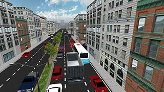 City Driving 3D: Traffic Roam скриншот 2