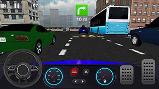 City Driving 3D: Traffic Roam скриншот 3