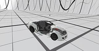 Beam DE 2.1: Car Crash Free скриншот 2