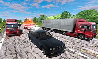 Speed Traffic Racer скриншот 2