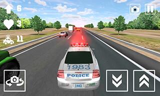Speed Traffic Racer скриншот 3