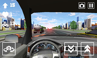 Speed Traffic Racer скриншот 4