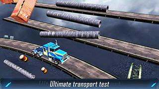 Hill Climb: Truck Challenge скриншот 1