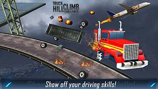 Hill Climb: Truck Challenge скриншот 2