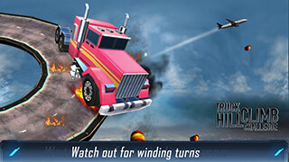 Hill Climb: Truck Challenge скриншот 4