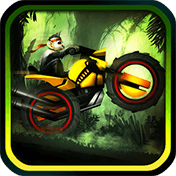 Fun Kid Racing: Jungle Cars иконка