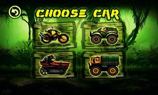 Fun Kid Racing: Jungle Cars скриншот 1